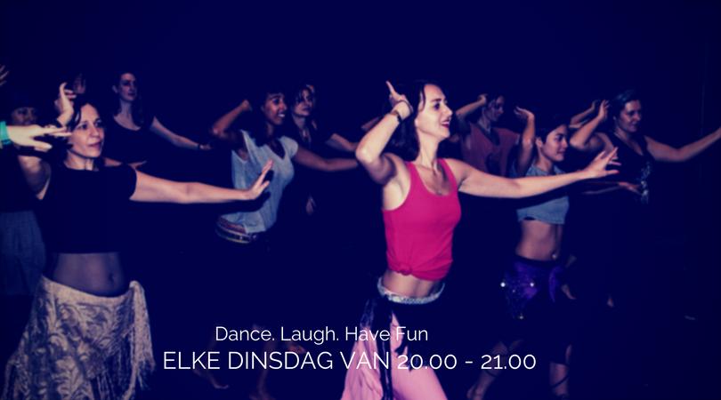 Workshop Balkan Fusion Dance
