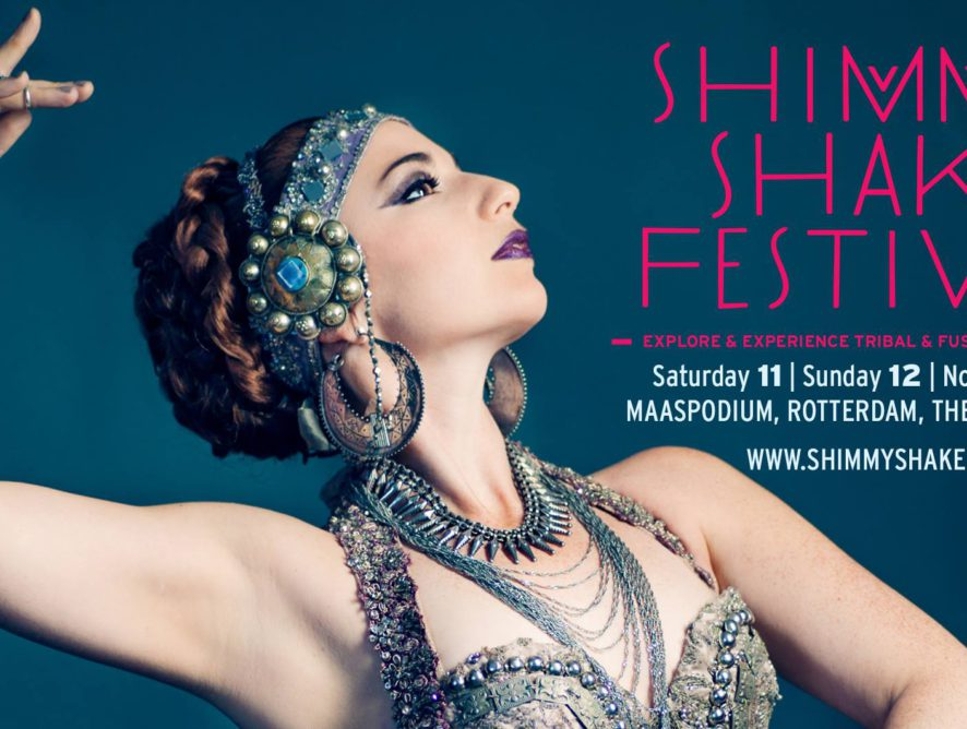 Balkan Fusion Dance op Shimmy Shake Festival